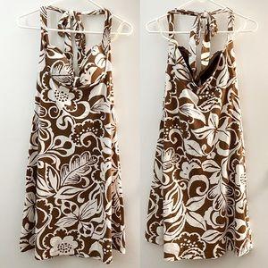 🌴Tommy Bahama halter dress